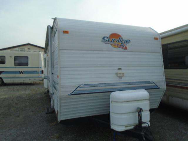 1998 Solares SUNLINE 2570 Travel Trailer