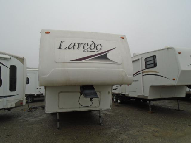 2005 Keystone RV LAREDO 25RL SHARP SMALLER FIFTH WHEEL Camping / RV Trailer