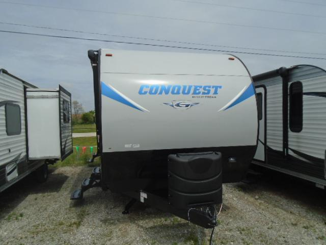 2018 Gulfstream CONQUEST Travel Trailer