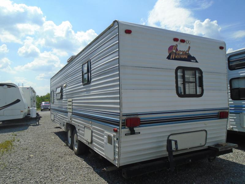 1998 Skyline NOMAD Camping / RV Trailer