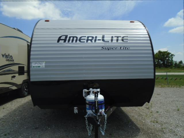 2018 Gulfstream AMERI-LITE SUPER-LITE Travel Trailer