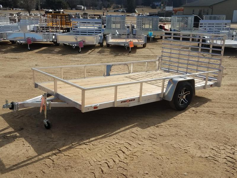 2018 Sport Haven 7X14 UT Utility Trailer