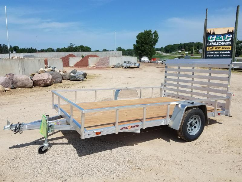 2018 Sport Haven AUT712 Utility Trailer