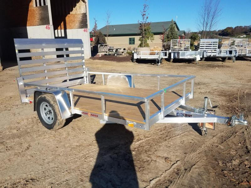 2019 Sport Haven AUT610 Utility Trailer