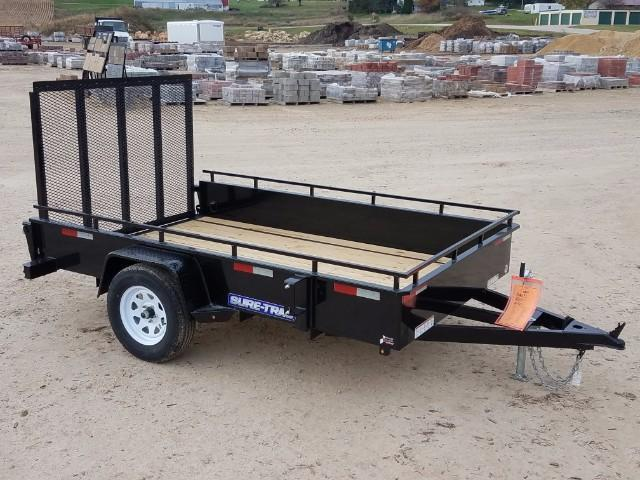 2017 Sure-Trac 6 x 10 Steel High Side 3k Idler