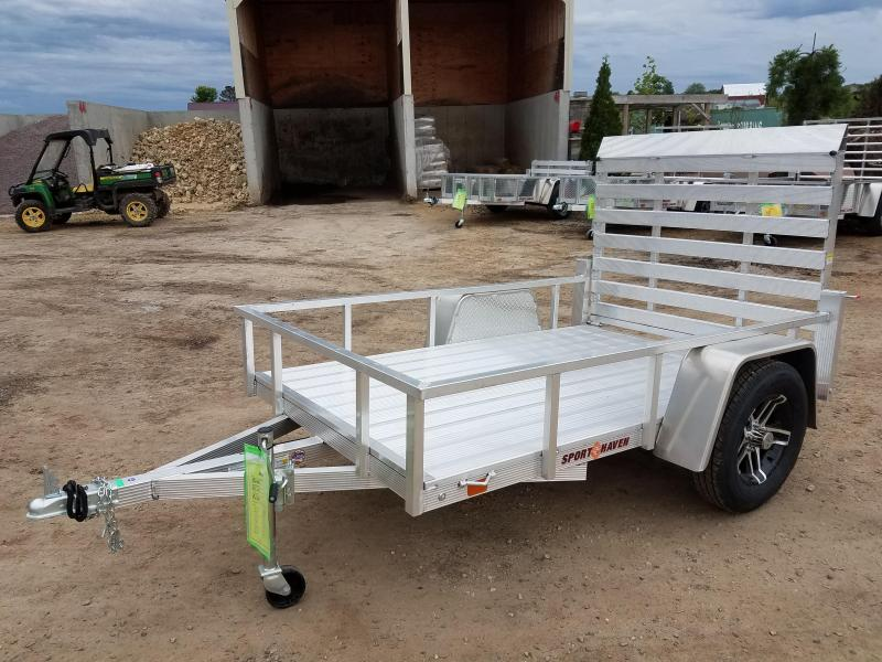 2018 Sport Haven AUT508D Utility Trailer