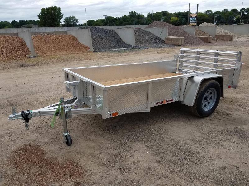 2018 Sport Haven AUT510-S Utility Trailer