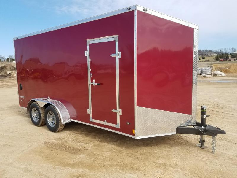 2018 Stealth Trailers S19TT716TA2 Enclosed Cargo Trailer