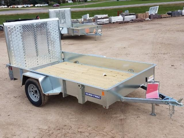 2018 Sure-Trac 7210GAL Utility Trailer
