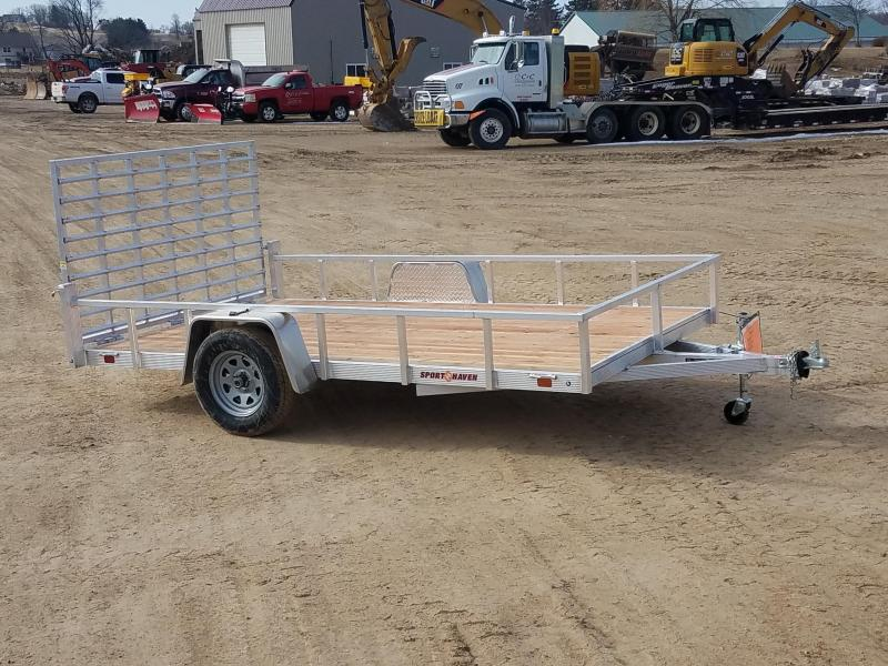 2018 Sport Haven 7x12 UT Utility Trailer