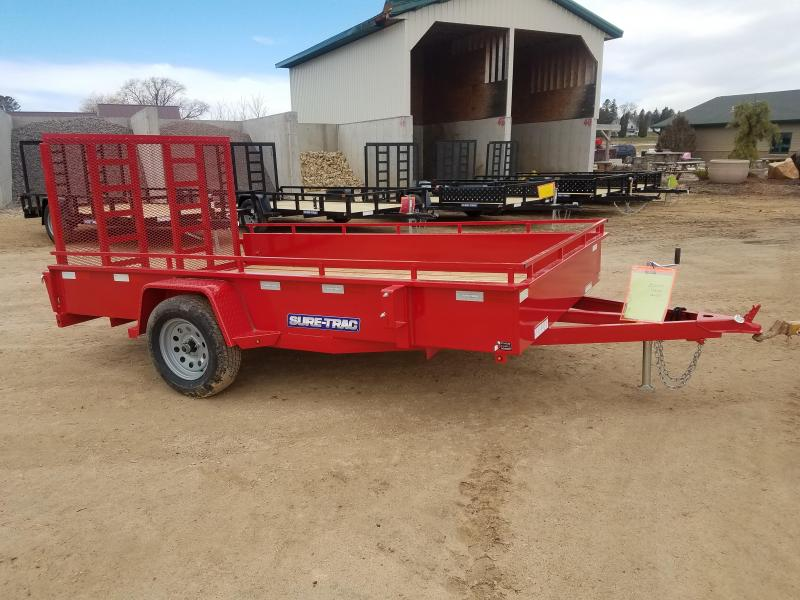 2019 Sure-Trac 7 x 12 Steel High Side  3k Idler