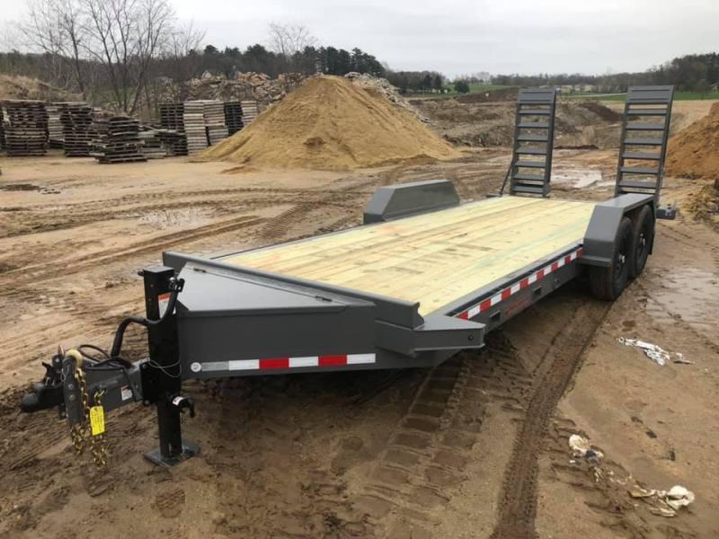 2019 Midsota ST-20 Equipment Trailer