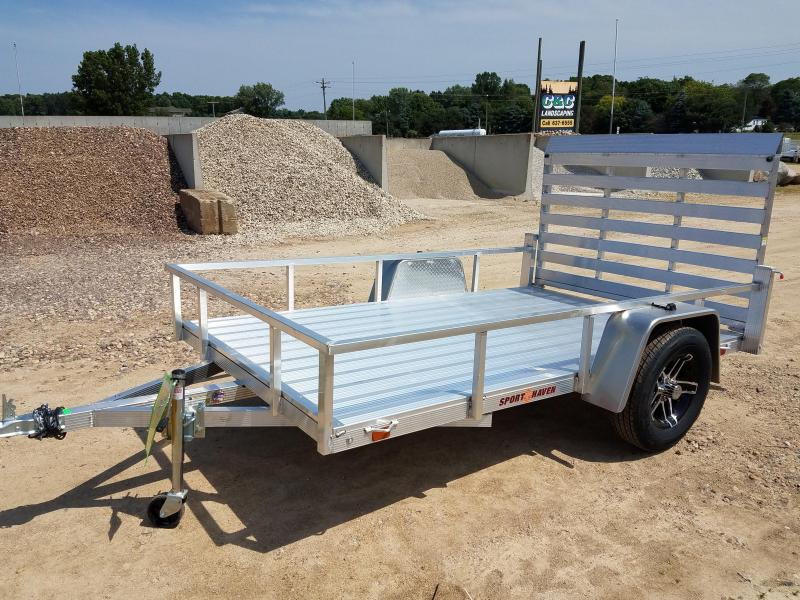 2018 Sport Haven AUT 610 Utility Trailer