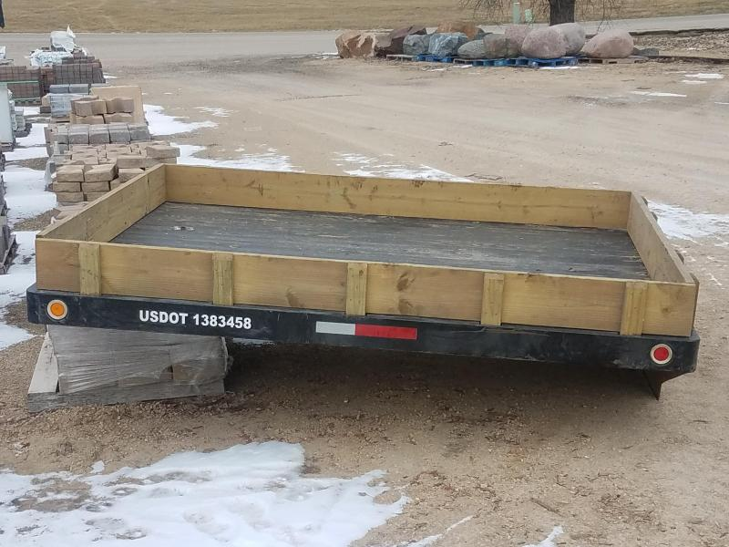 2016 ABC 8x10 Truck Bed