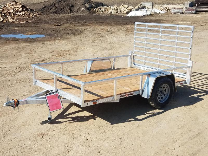 2018 Sport Haven 6X10 Utility Trailer