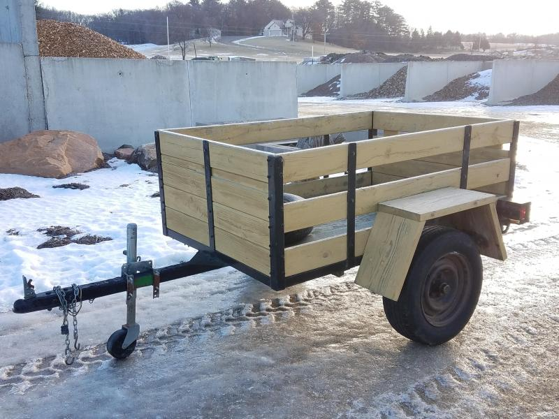 2015 Other utility used Utility Trailer
