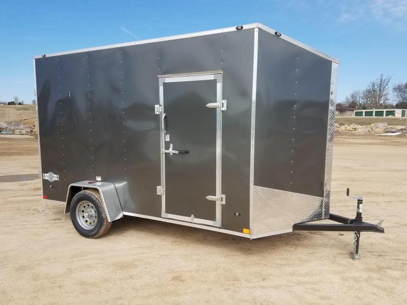 2018 Stealth Trailers S19MSE612SA Enclosed Cargo Trailer