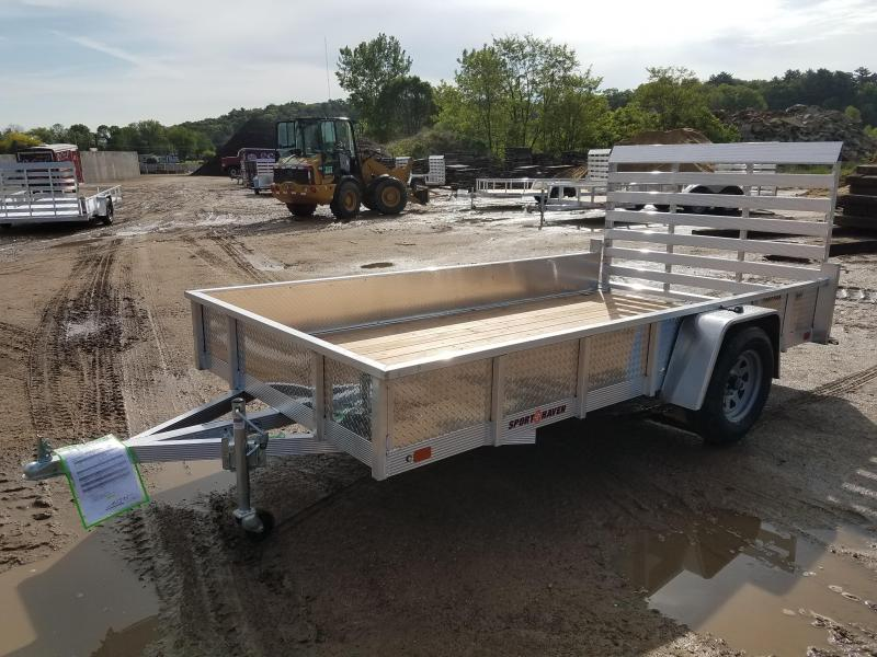 2020 Sport Haven AUT612S Utility Trailer