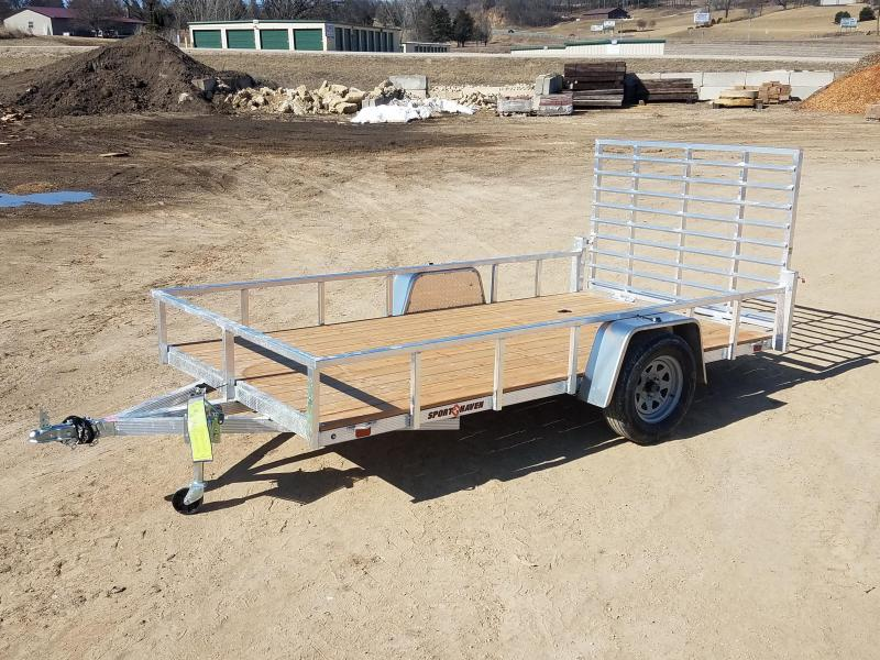 2018 Sport Haven 6X12 UT Utility Trailer
