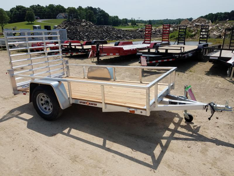 2019 Sport Haven 5x10 Utility Trailer