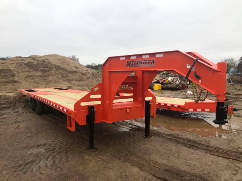 2019 Midsota FB32-GN Equipment Trailer