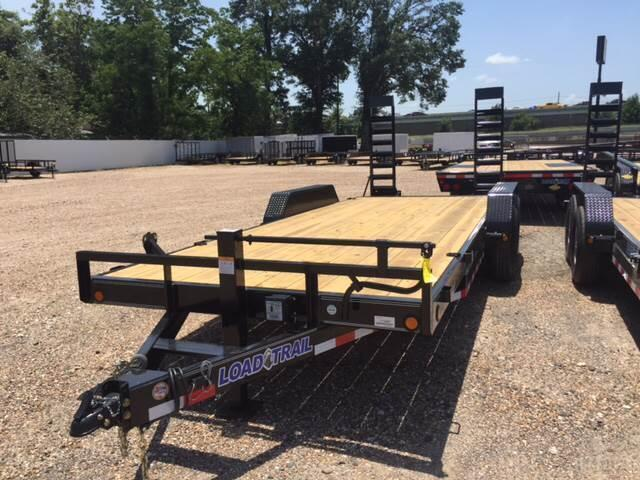2017 Load Trail 83 X 20 HEAVY DUTY UTILITY TRAILER WITH RAMPS