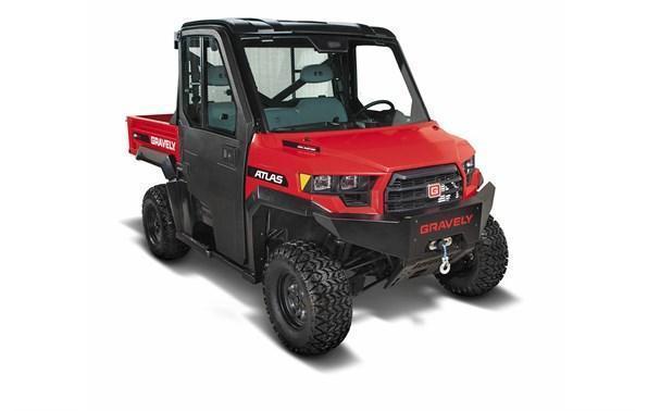 2017 Gravely Atlas JSV 3000 - Diesel 996202