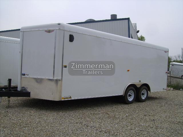 2017 H and H Trailer XL