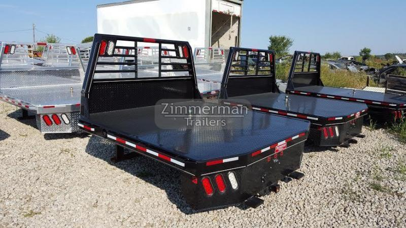 2017 Zimmerman 84x84 Steel Truck Body