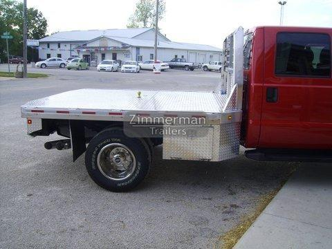 2017 Zimmerman 97x109 Truck Body