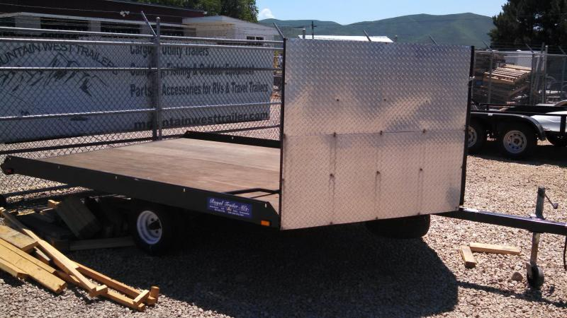 2010 Royal Cargo Trailers ST 200 RVN Snowmobile Trailer