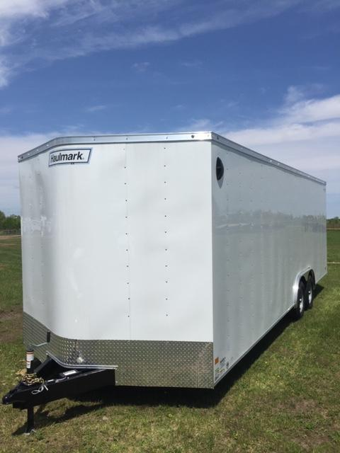 2019 Haulmark PP8524T3 Enclosed Cargo Trailer