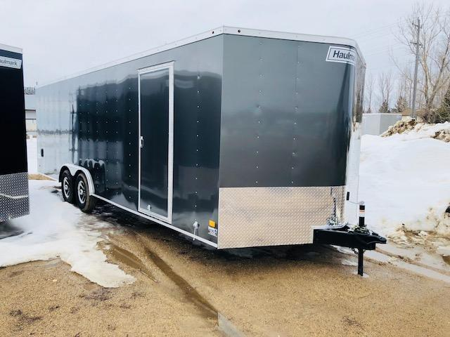 2018 Haulmark 8.6'x24' L Passport