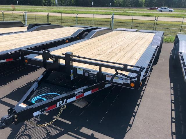 2020 PJ Trailers 20' Flatbed Trailer