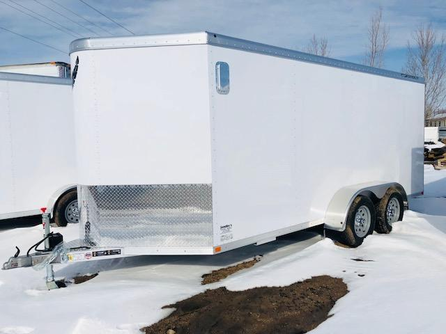 2018 Featherlite 16' Enclosed