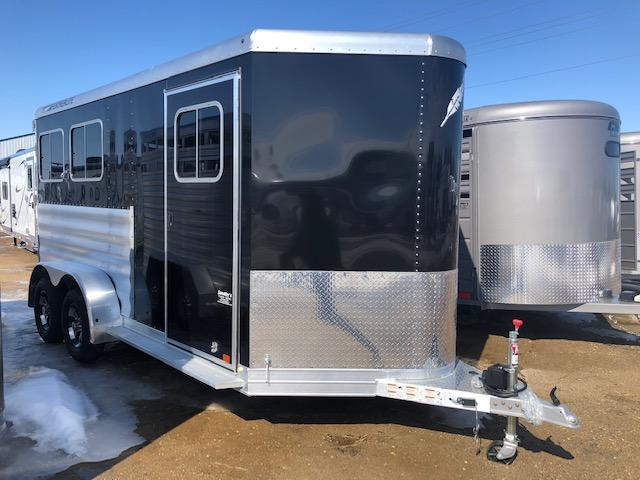 2019 Featherlite 2H Horse Trailer