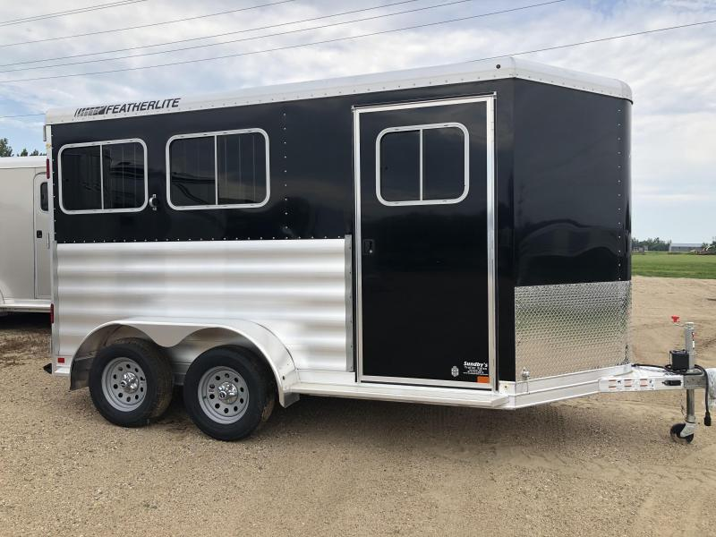 2018 Featherlite 2 Horse Trailer