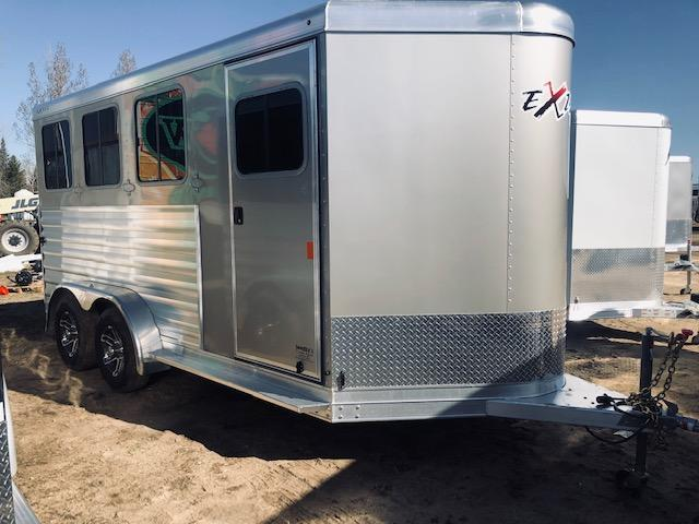 2020 Exiss Trailers EXISS EXPRESS Horse Trailer