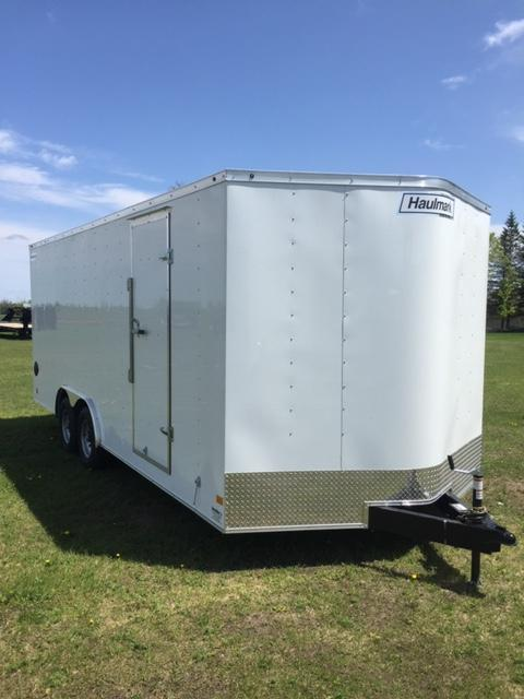 2019 Haulmark PP8520T3 Enclosed Cargo Trailer