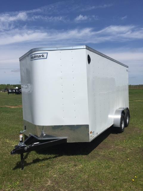 2019 Haulmark PP716T2 Enclosed Cargo Trailer