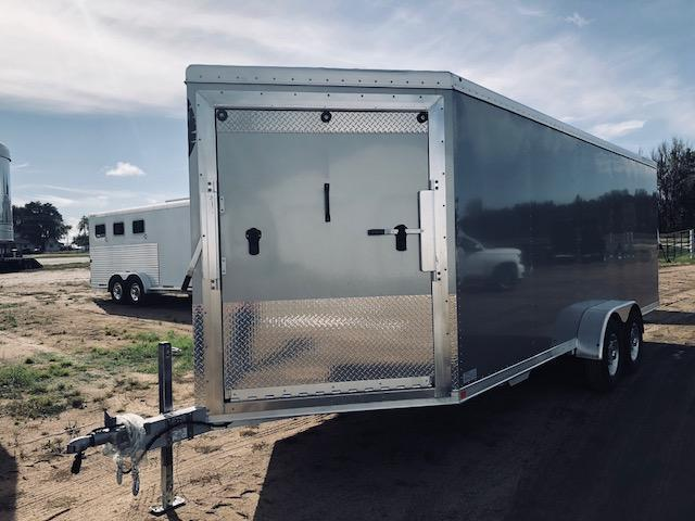 2019 Featherlite 1610-V020 Enclosed