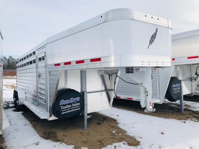 2019 Featherlite 8117 20' Stock