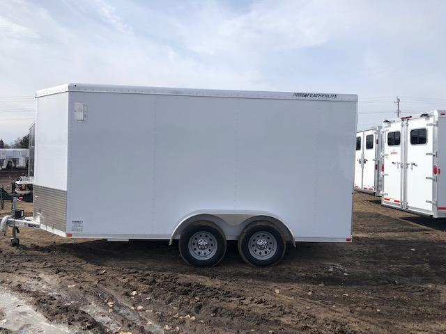 2019 Featherlite 1610 Enclosed Cargo Trailer