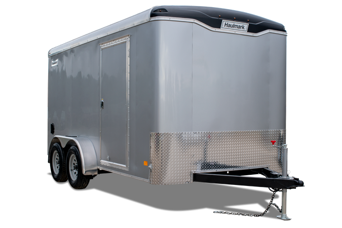 2019 Haulmark TS712T2 Enclosed Cargo Trailer