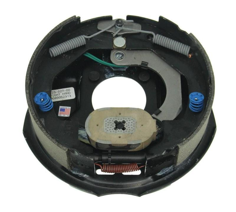 """Electric Trailer Brake Assembly 10"""" Right Hand For 3500 lbs Axles - INSTALLATION AVAILABLE"""