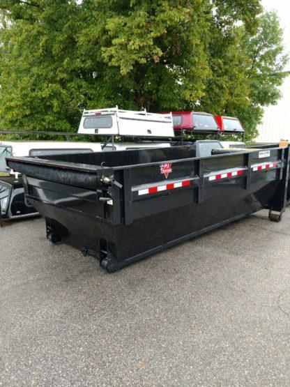 2020 PJ Trailers dump bin Car / Racing Trailer