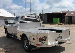 2017 CM TB ALSK Truck Bed