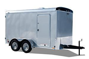 2019 Continental Cargo GANS612TA2 Enclosed Cargo Trailer