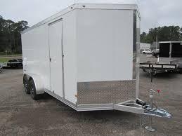 2019 Continental Cargo GANS716TA2 Enclosed Cargo Trailer