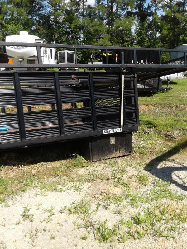 2016 Trailer INDEPENDENCE WORK BED Truck Bed